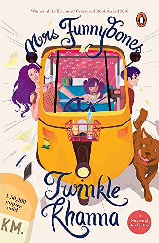 Mrs Funnybones: Twinkle Khanna