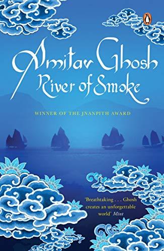 9780143424710: River of Smoke