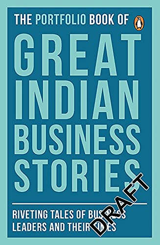 9780143425243: The Portfolio Book of Great Indian Business Stories: Riveting Tales of Business Leaders and Their Times