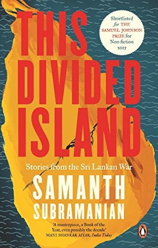 9780143425472: This Divided Island: Stories from the Sri Lankan War
