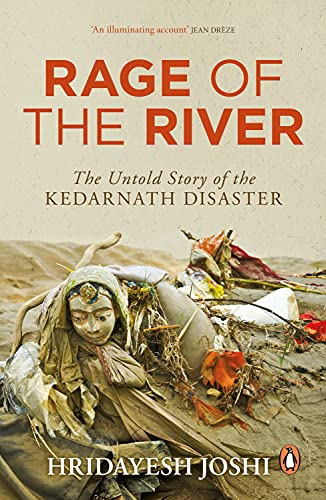 Rage of the River: The Untold Story: Hridayesh Joshi