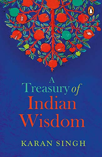 9780143426158: A Treasury of Indian Wisdom: An Anthology of Spiritual Learning