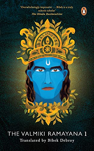 9780143428046: The Valmiki Ramayana Vol. 1