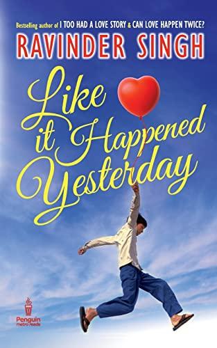 9780143431145: Like It Happened Yesterday