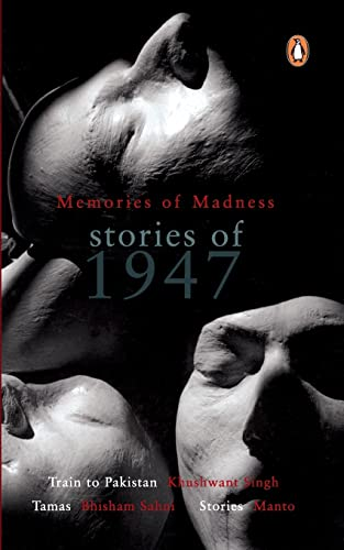 9780143431299: Memories Of Madness: Stories Of 1947