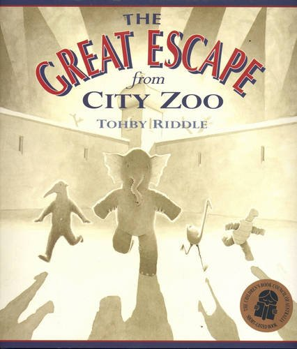 9780143501978: The Great Escape from City Zoo