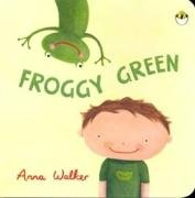 9780143502340: Froggy Green (Puffin Baby)