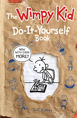 9780143505044: The Wimpy Kid Do-It-Yourself Book