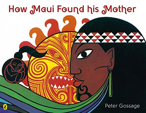 How Maui Found His Mother (Paperback): Peter Gossage