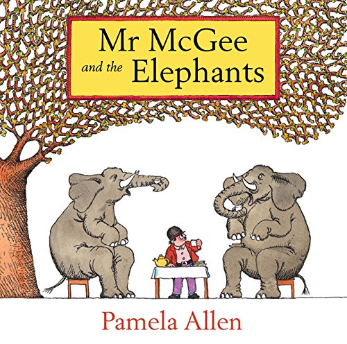 9780143506881: Mr Mcgee and the Elephants