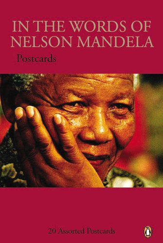 9780143527503: In the Words of Nelson Mandela Postcards