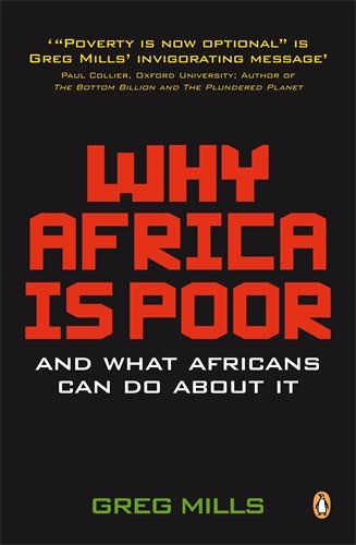 9780143528098: Why Africa is Poor: And What Africans Can Do About It?