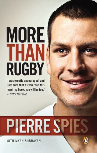 9780143528166: More Than Rugby