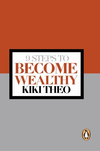 9780143528227: 9 Steps to Become Wealthy