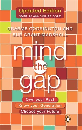 9780143528418: Mind The Gap: Own Your Past Know Your Generation Choose Your Future