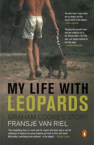 9780143530299: My Life with Leopards: Graham Cooke's Story