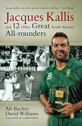 9780143538325: Jacques Kallis and 12 other great SA cricket all-rounders