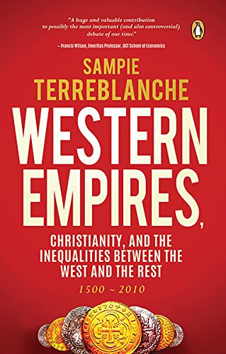 9780143539070: Western Empires: Christianity and the Inequalities between the Rest and the West
