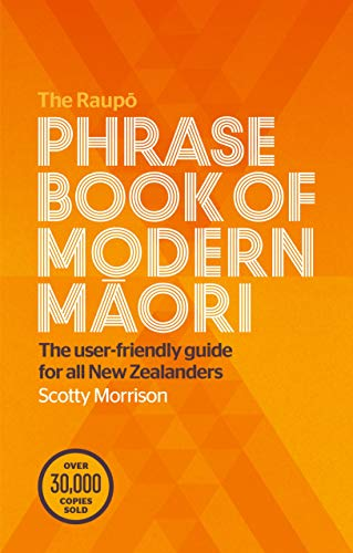 9780143566106: The Raupo Phrasebook of Modern Maori: The User-friendly Guide for All New Zealanders