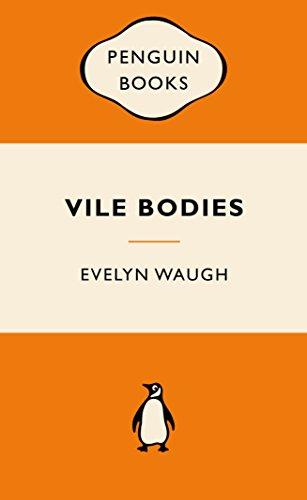 9780143566427: Vile Bodies (Popular Penguins)