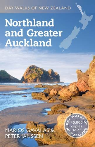 9780143567103: Northland and Greater Auckland (Day Walks of New Zealand)