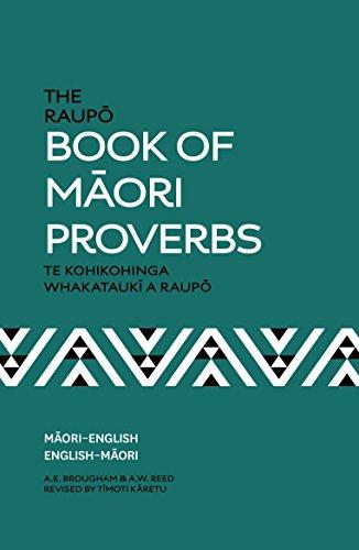 9780143567912: The Raupo Book of Maori Proverbs