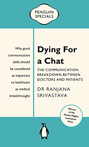 9780143569640: Dying for a Chat: Penguin Special (Penguin Specials)
