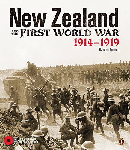 9780143569756: New Zealand and the First World War: 1914-1919