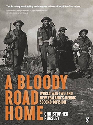 9780143571896: A Bloody Road Home