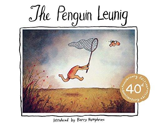 The Penguin Leunig: cartoons by Michael Leunig,: Leunig, Michael