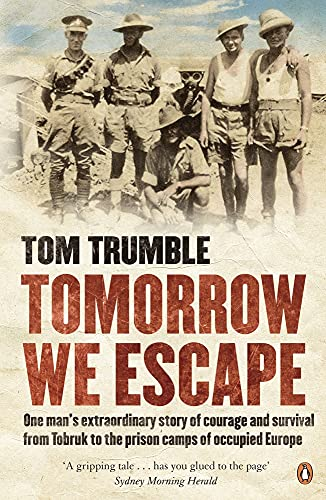 Tomorrow We Escape (Paperback)