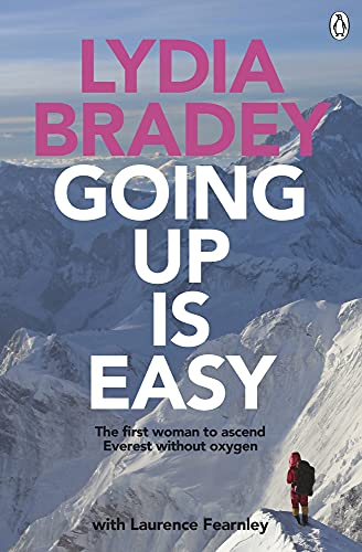 9780143573234: Going Up Is Easy: The First Woman to Ascend Everest Without Oxygen