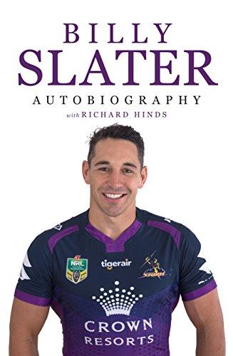 9780143782452: Billy Slater Autobiography