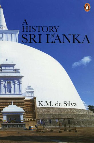 9780144000159: A History of Sri Lanka
