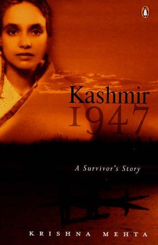 9780144000173: Kashmir 1947: A Survivor's Story