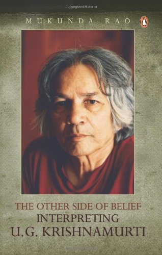 9780144000357: The Other Side of Belief Interpreting U.G. Krishnamurti