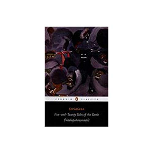 9780144000456: Vetalapancavinsati: Five and Twenty Tales of the Genie