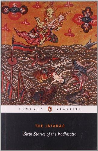 9780144001477: The Jatakas: Birth Stories of the Bodhisatta (Penguin Classics)