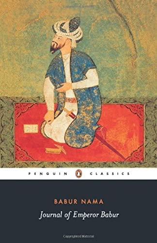 9780144001491: Journal of Emperor Babur (Penguin Classics)