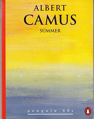 Summer (Penguin 60s): Camus, Albert