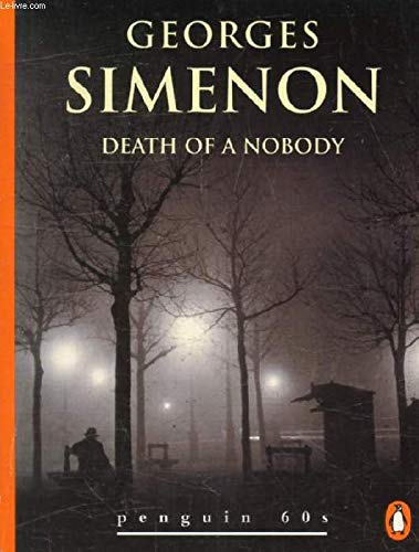 9780146000652: DEATH OF A NOBODY (PENGUIN 60S)