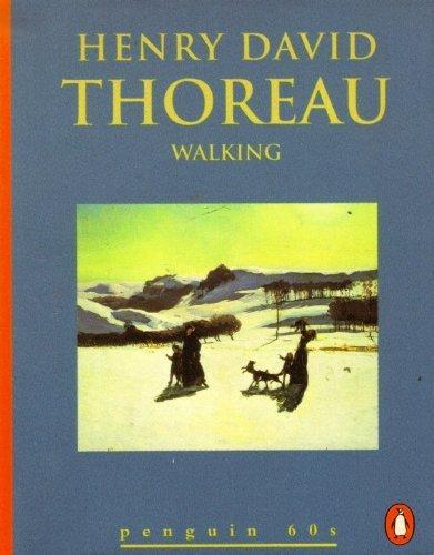 henry thoreau walking essay