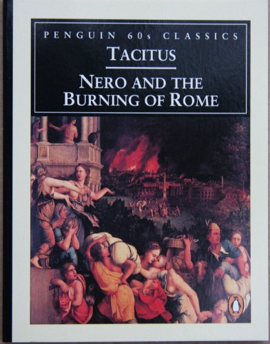 9780146001468: Nero And the Burning of Rome (Penguin Classics 60s S.)