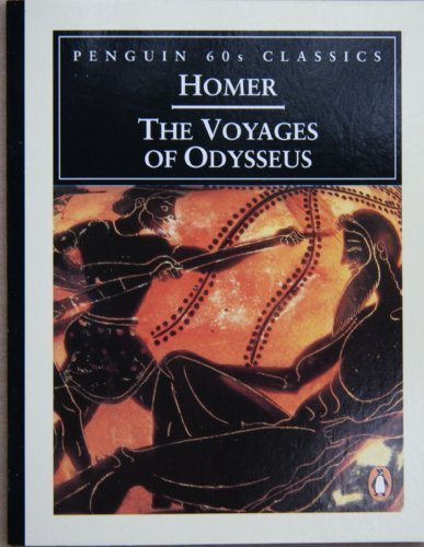 The Voyages of Odysseus (Classic, 60s) (0146001516) by Homer; Jones, Peter V.