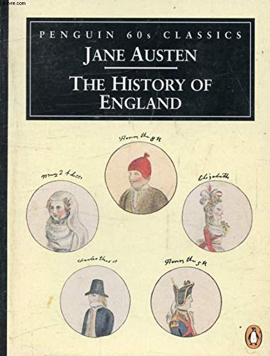 9780146001550: The History of England (Classic, 60s)