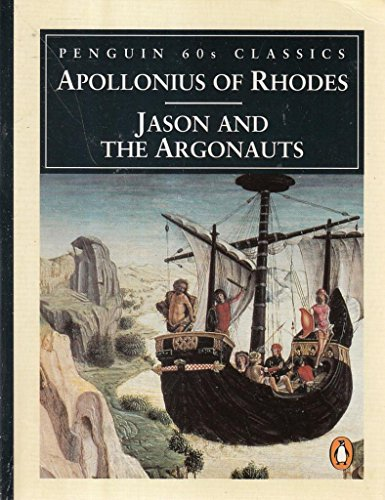 9780146001635: Jason and the Argonauts (Penguin Classics 60s S.)