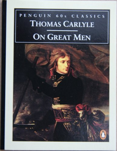 9780146001727: On Great Men (Penguin 60s Classics)