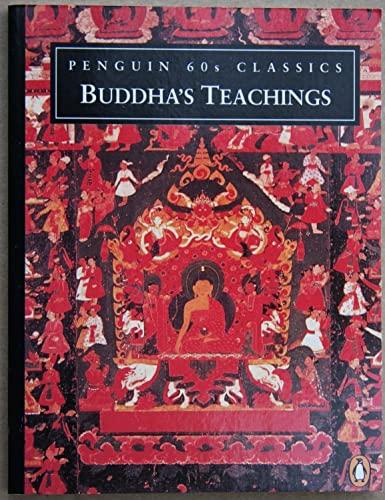 9780146001802: Buddha's Teachings (Classic, 60s)