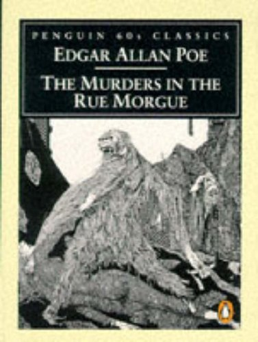 9780146001918: The Murders in the Rue Morgue (Penguin Classics 60s)