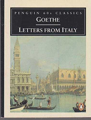 9780146001987: Letters from Italy (Penguin Classics 60s)